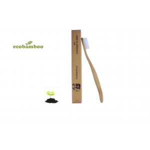 BIO bambusowa szczoteczka 100% biodegradowalna