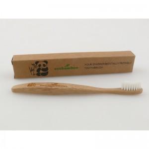 BIO bambusowa szczoteczka dla dzieci