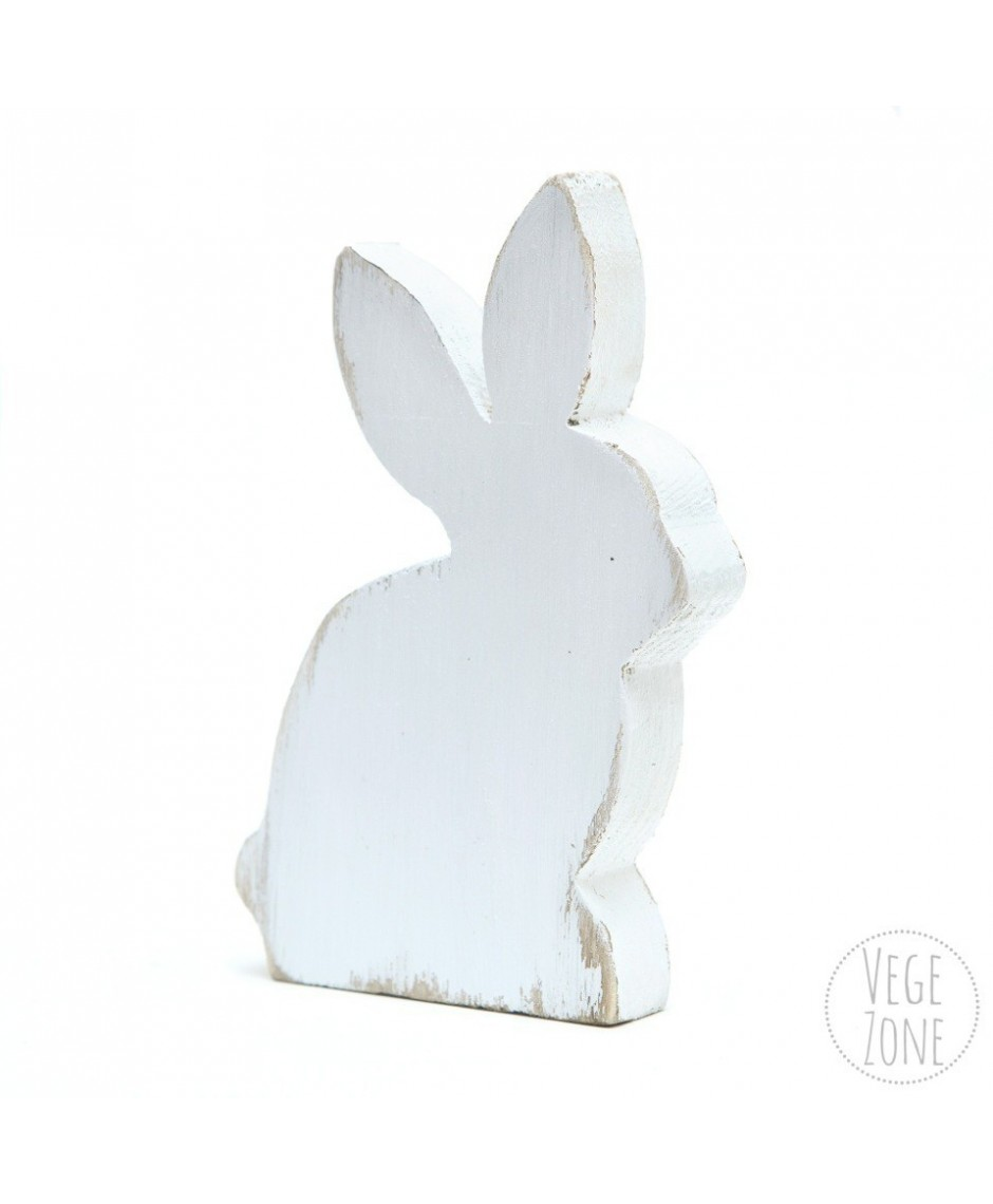 [ZWIERZAKI] - Biały królik