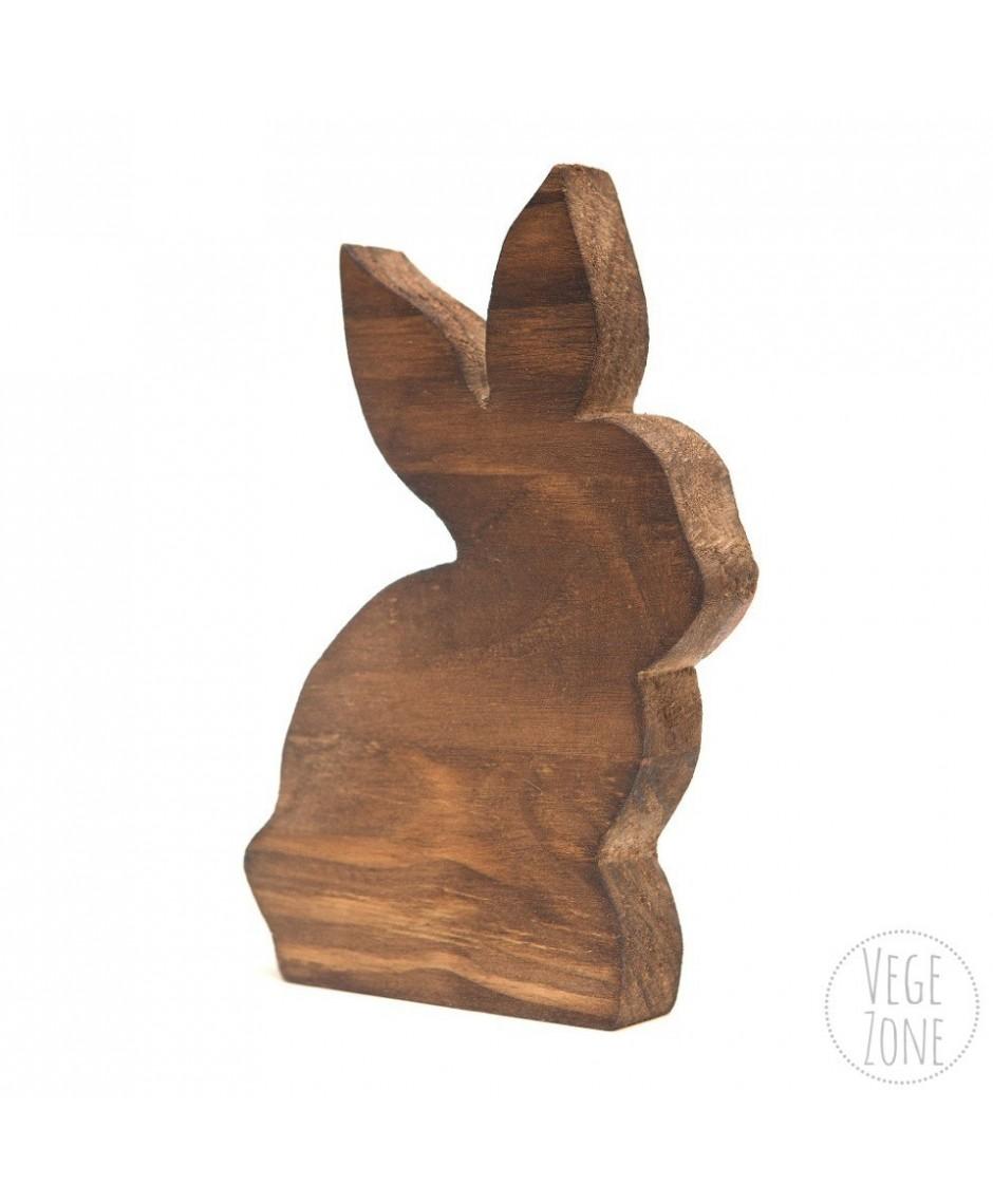 [ZWIERZAKI] - Brązowy królik