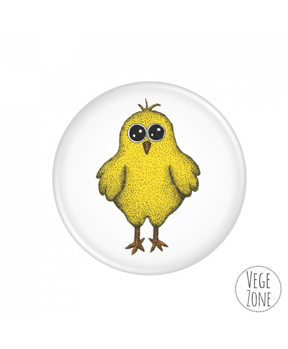 Przypinka MAŁA - Kurczak