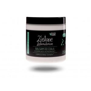 Balsam do ciała ujędrniająco-wzmacniający z formułą Body3 Complex™ 250 ml - Zielone Laboratorium