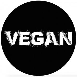Przypinka MAŁA - Vegan
